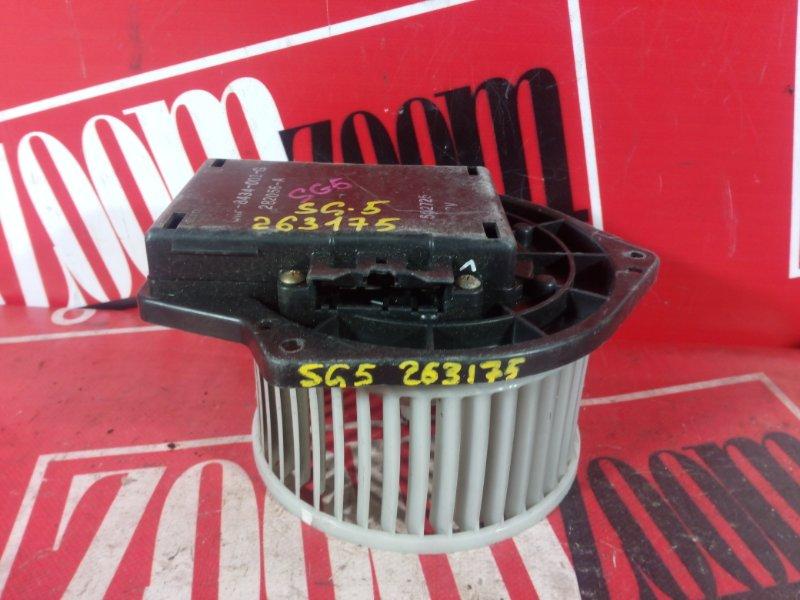 Вентилятор (мотор отопителя) Subaru Forester SG5 EJ20 2002