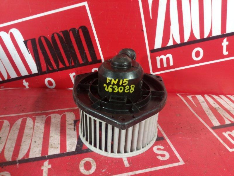 Вентилятор (мотор отопителя) Nissan Pulsar FN15 GA15DE 1995