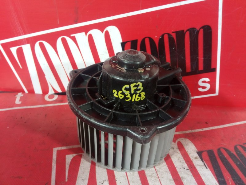 Вентилятор (мотор отопителя) Honda Torneo CF3 F18B 1997