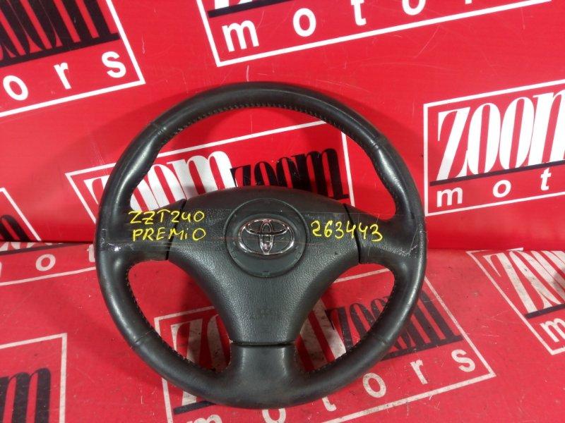 Руль Toyota Premio ZZT240 1ZZ-FE 2004