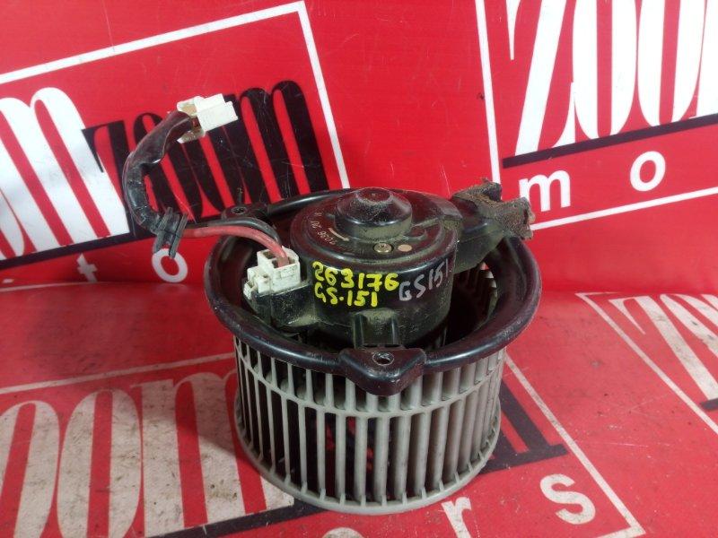 Вентилятор (мотор отопителя) Toyota Crown GS151 1G-FE 1999