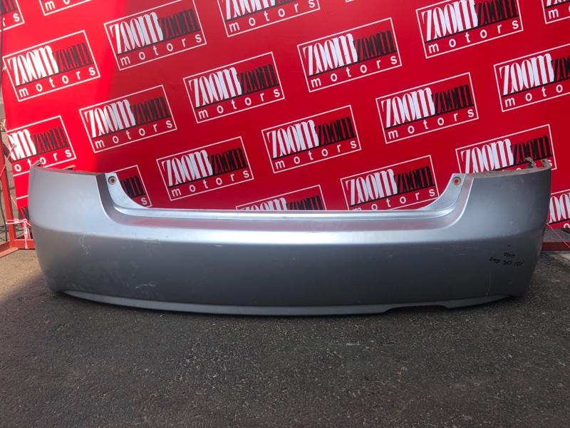 Бампер Honda Civic FD1 R18A 2005 задний серебро