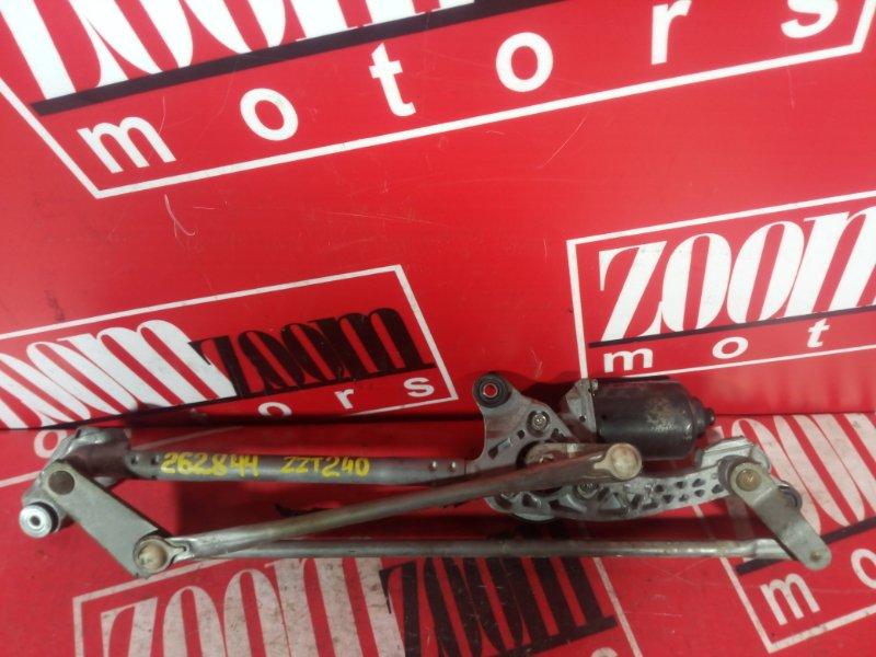 Привод (мотор) стеклоочистителей Toyota Premio ZZT240 1ZZ-FE `2001