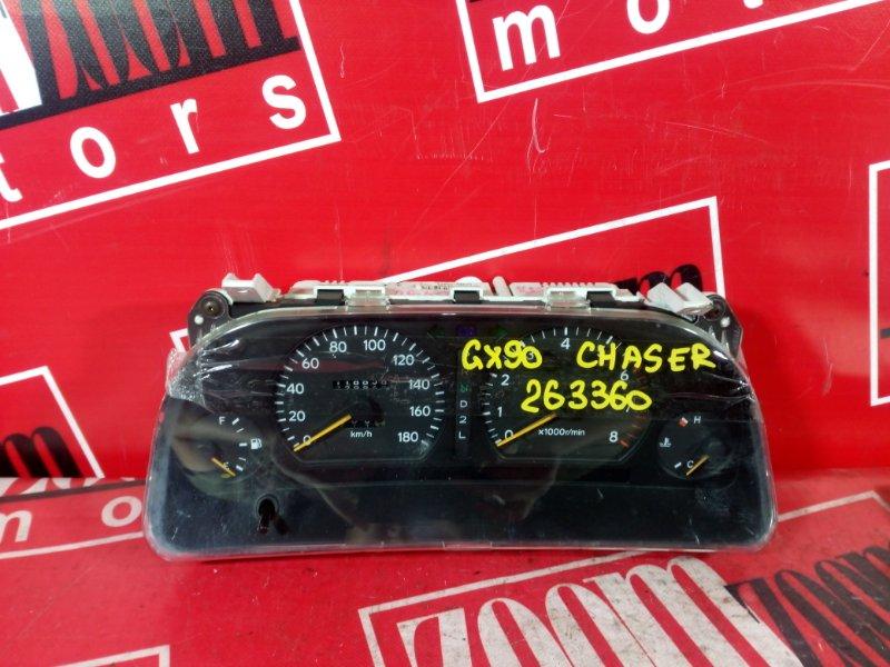 Комбинация приборов (спидометр) Toyota Chaser GX90 1G-FE 1992 83200-2A510 157340-2661