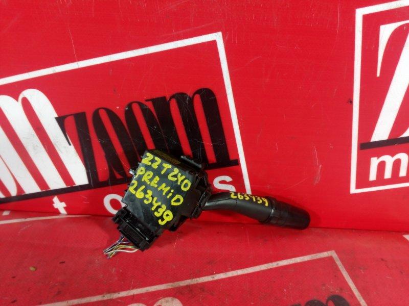 Переключатель стеклоочистителя Toyota Premio ZZT240 1ZZ-FE 2004