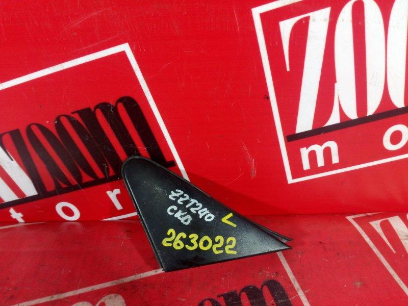 Накладка на крыло Toyota Premio ZZT240 1ZZ-FE `2001 передняя левая