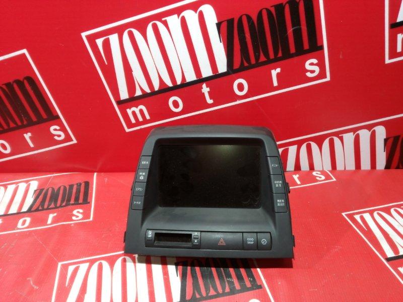Навигация Toyota Prius NHW20 1NZ-FXE 2002