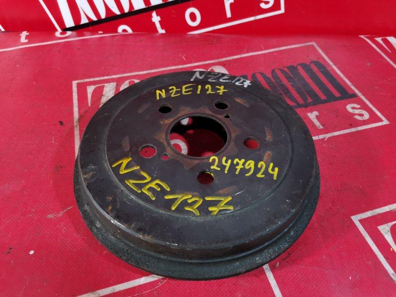 Барабан тормозной Toyota Will Vs NZE127 1NZ-FE 2001 задний