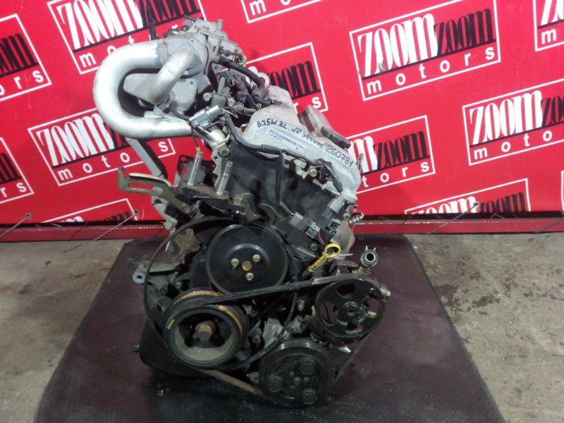 Двигатель Mazda Familia BJ5P ZL-DE 1998 394319