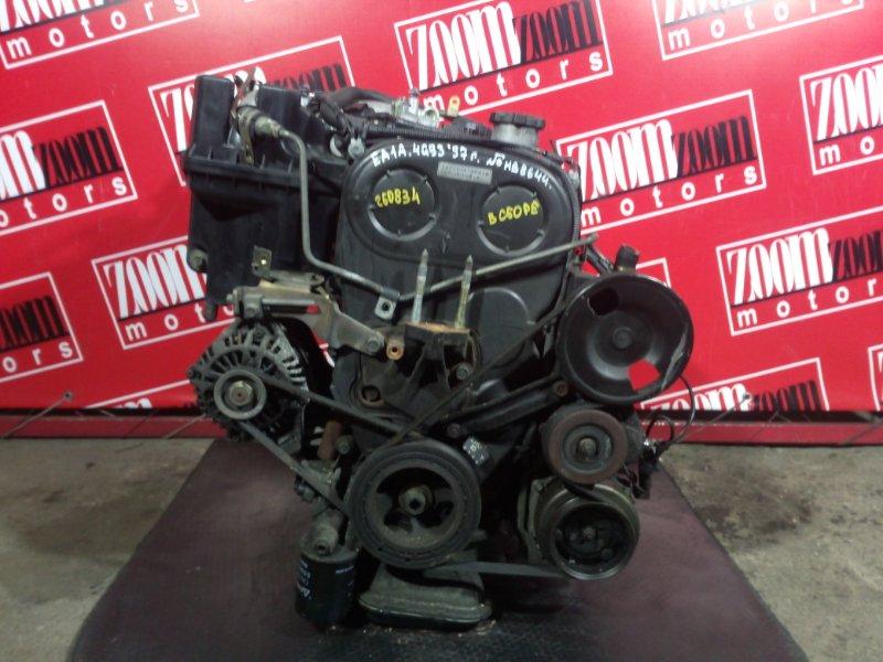 Двигатель Mitsubishi Legnum EA1A 4G93 1998 HB8644