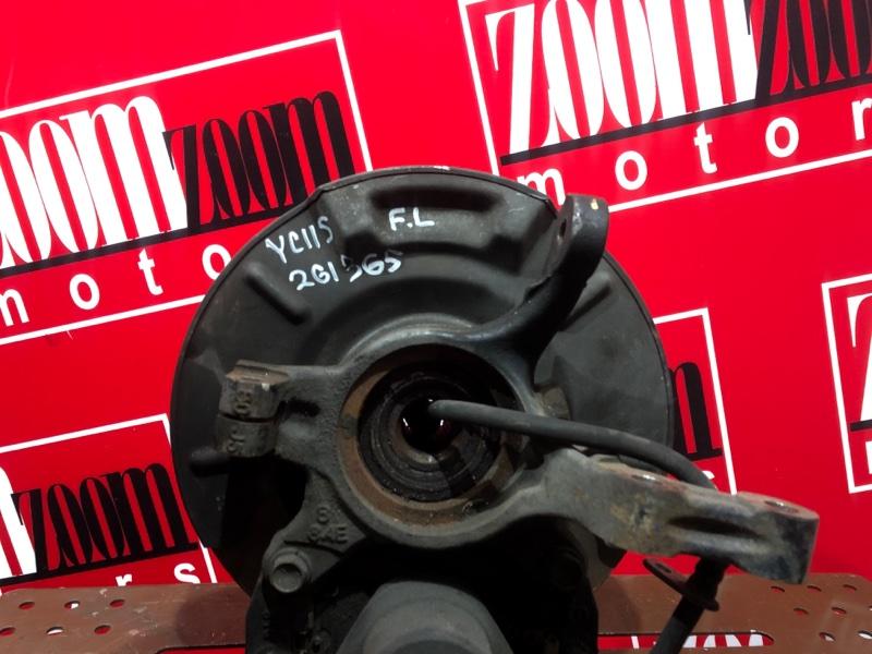 Ступица Suzuki Sx4 YC11S M15A 2007 передняя левая