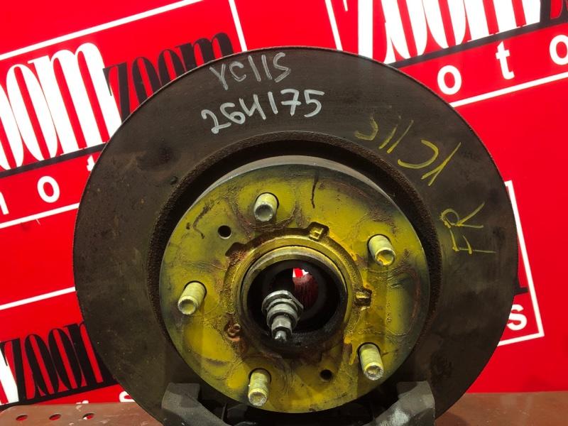 Диск тормозной Suzuki Sx4 YC11S M15A 2007 передний