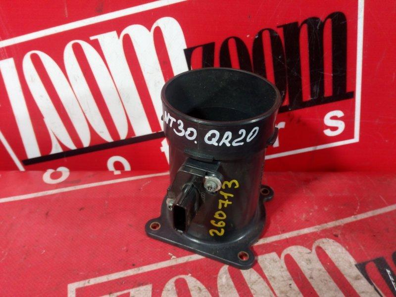 Расходомер (датчик расхода воздуха) Nissan X-Trail NT30 QR20DE 2000