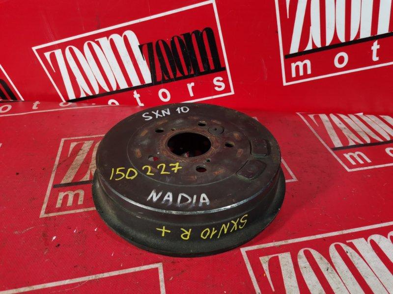 Барабан тормозной Toyota Nadia SXN10 3S-FE 1998 задний