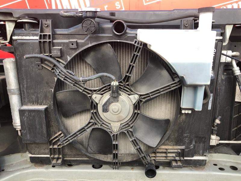 Радиатор двигателя Nissan Tiida SC11 HR15DE 2004