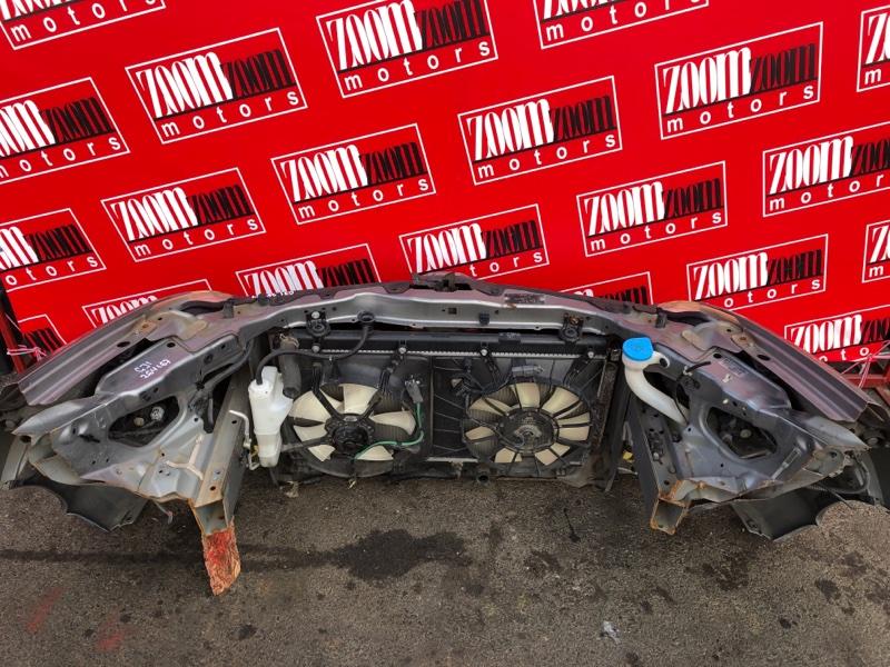 Рамка радиатора Honda Airwave GJ1 L15A 2005 серый