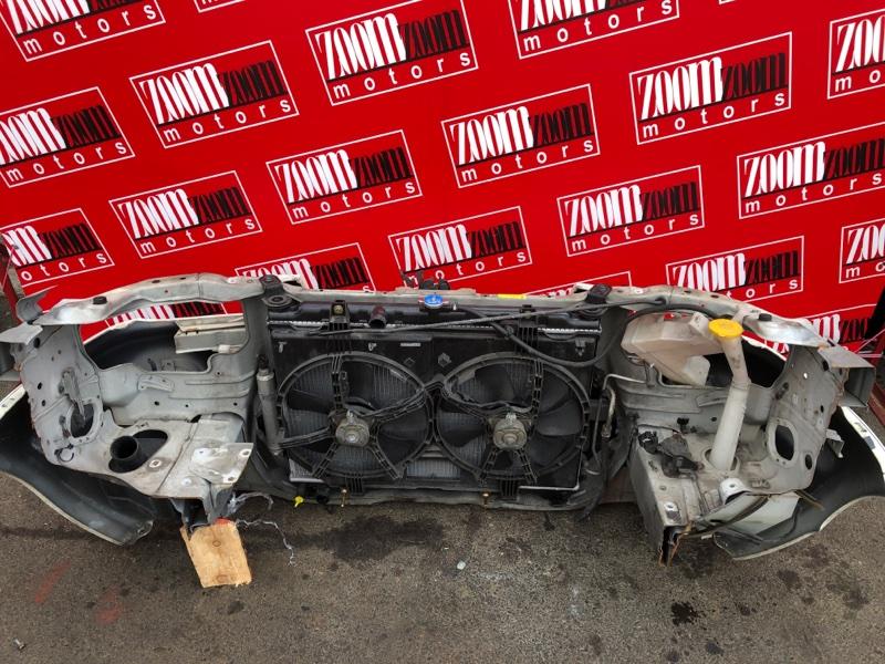 Рамка радиатора Nissan X-Trail T30 QR20DE 2003 белый перламутр