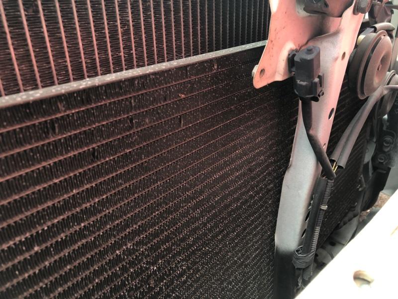 Радиатор кондиционера Nissan X-Trail T30 QR20DE 2003