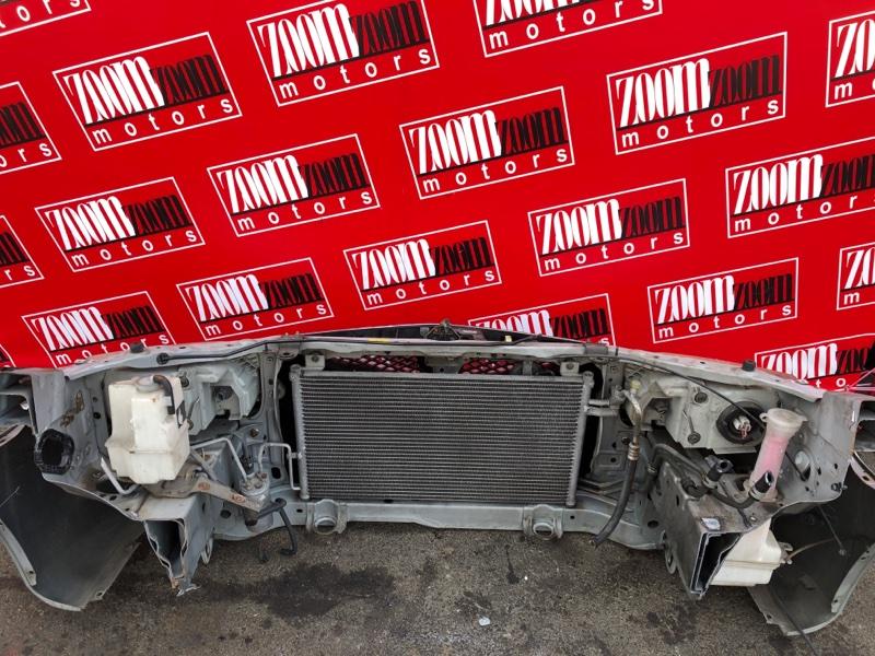 Рамка радиатора Mazda Premacy CP8W FP-DE 2001 серебро
