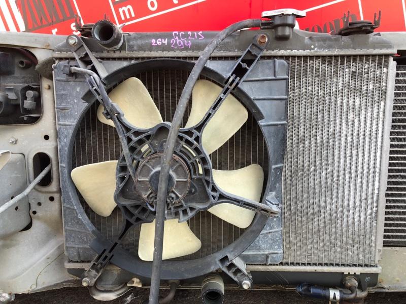 Радиатор двигателя Suzuki Cultus GC21S G15A 1997