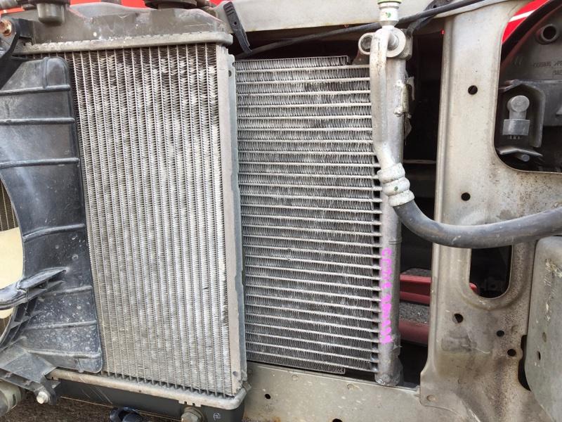 Радиатор кондиционера Suzuki Cultus GC21S G15A 1997