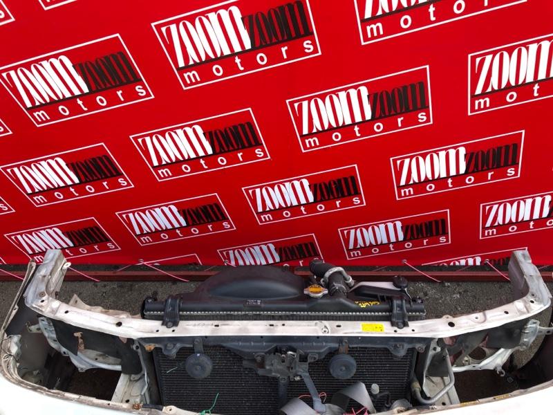 Рамка радиатора Toyota Cresta GX100 1G-FE 1996 белый