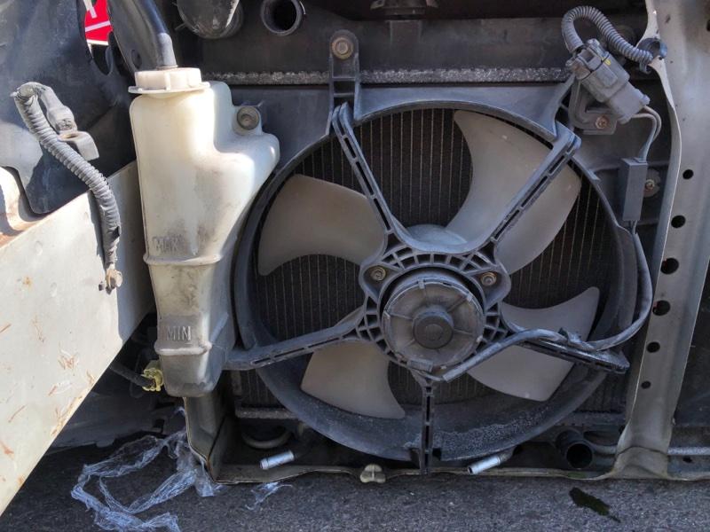 Радиатор двигателя Honda Fit GD1 L13A 2001