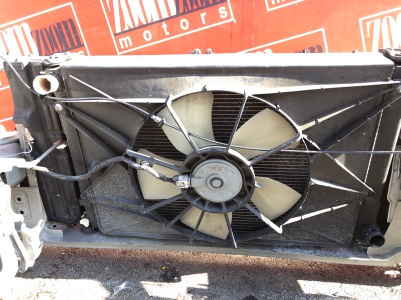 Радиатор двигателя Toyota Allion ZZT240 1ZZ-FE `2001