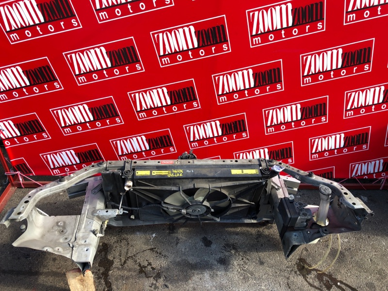 Рамка радиатора Toyota Allion ZZT240 1ZZ-FE `2001 серебро
