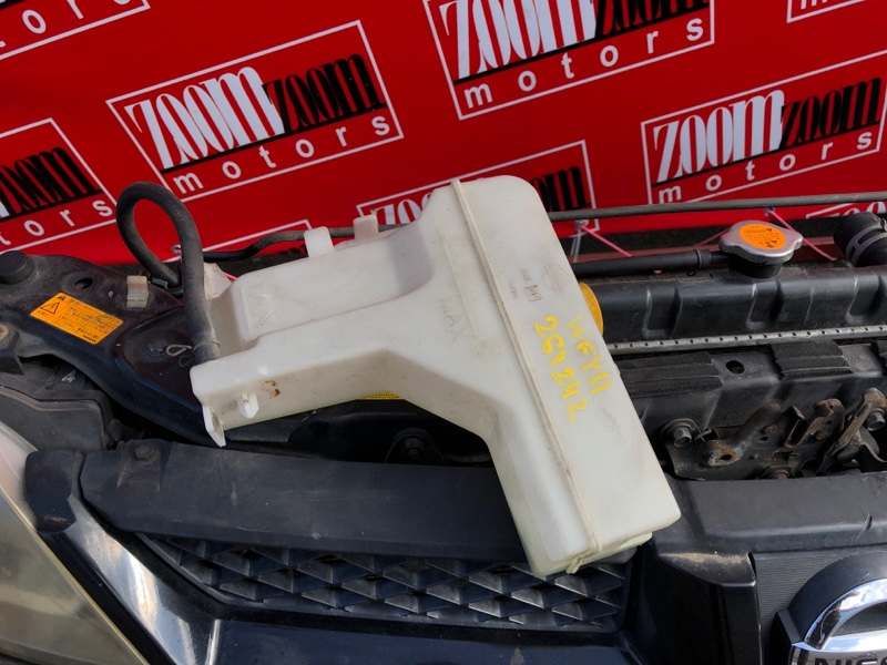 Бачок расширительный Nissan Wingroad WFY11 QG15DE 2001