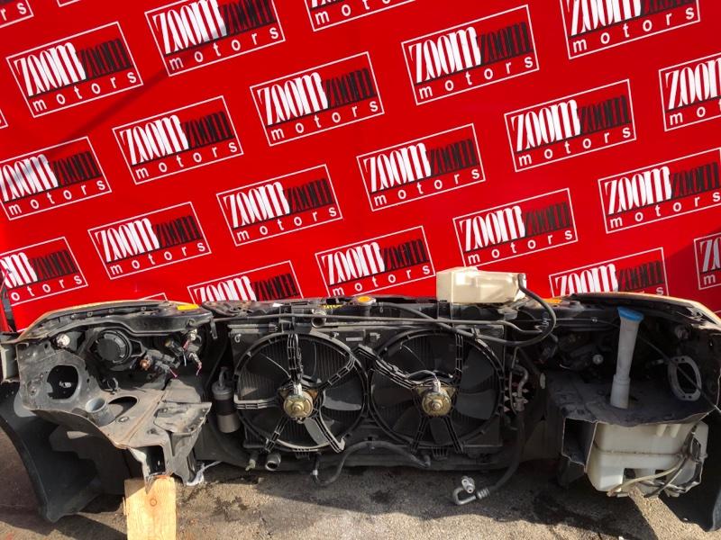 Рамка радиатора Nissan Wingroad WFY11 QG15DE 2001