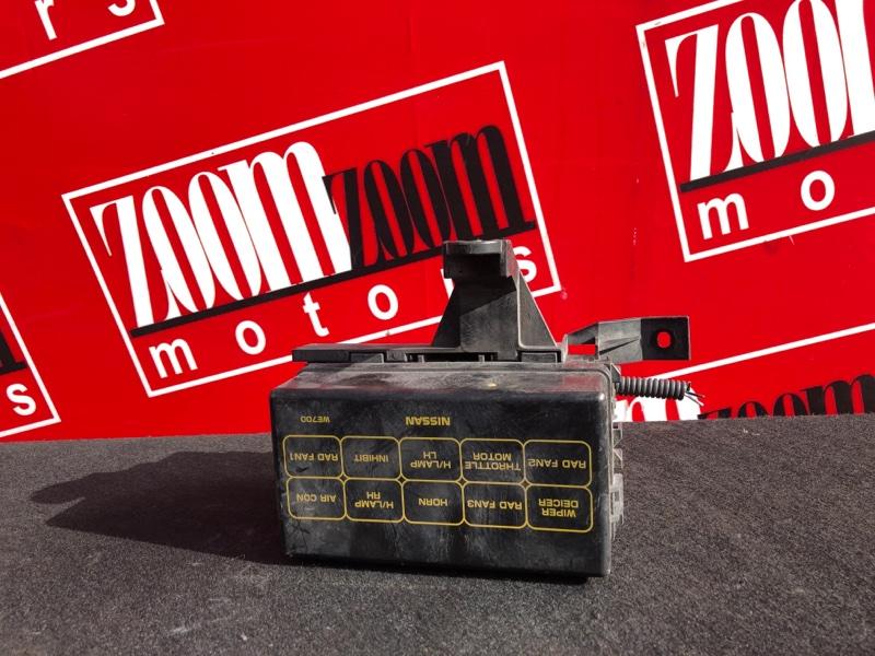 Блок реле и предохранителей Nissan Wingroad WFY11 QG15DE 2001