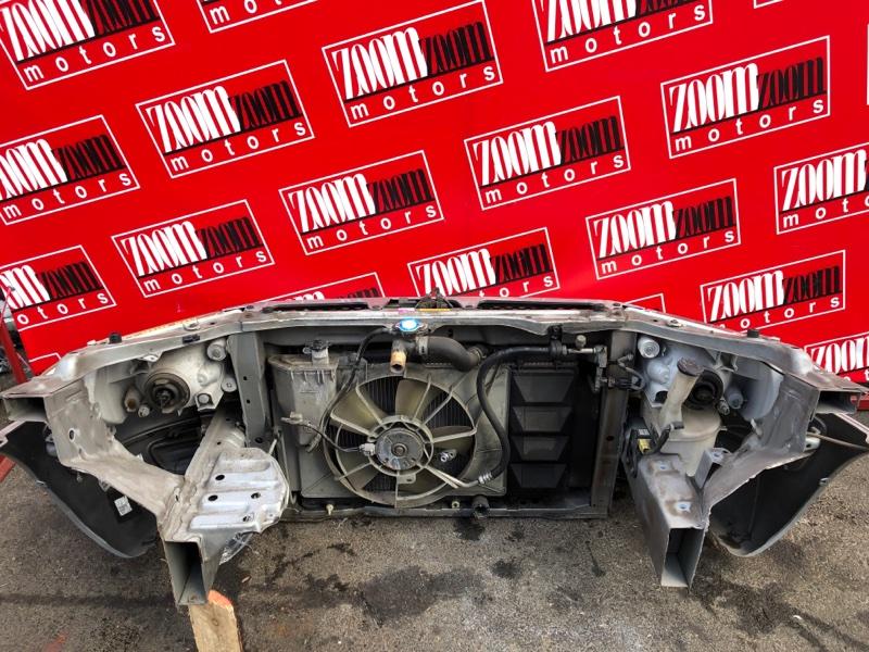 Рамка радиатора Toyota Succeed NLP51V 1ND-TV 2002 серебро