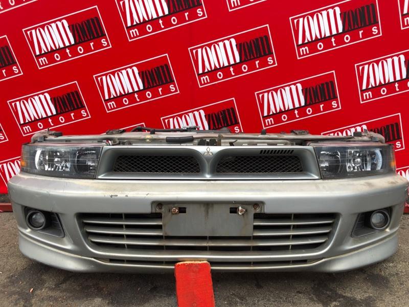 Бампер Mitsubishi Galant EA1A 4G93 1996 передний серый