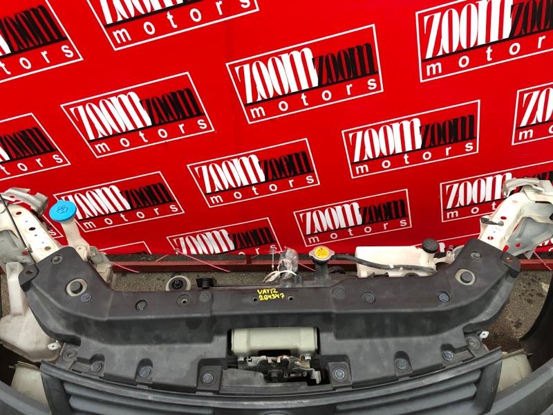 Накладка на решетку радиатора Nissan Ad VAY12 CR12DE 2006