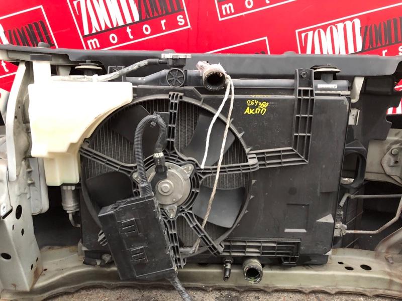 Радиатор двигателя Nissan Ad VAY12 CR12DE 2006