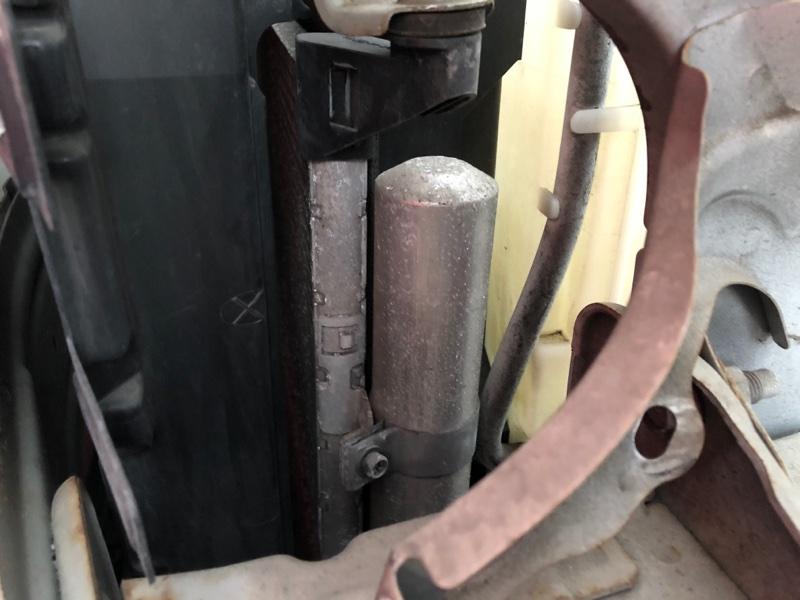 Радиатор кондиционера Nissan Ad VAY12 CR12DE 2006