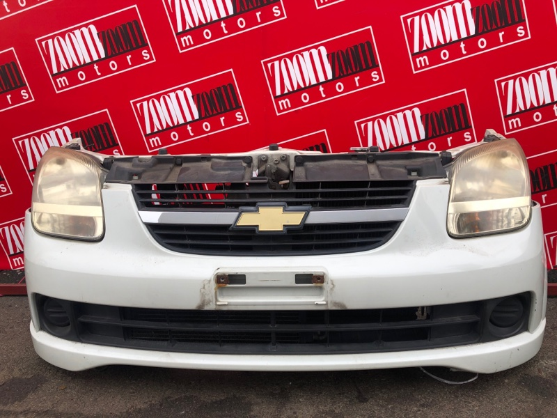 Nose cut Suzuki Chevrolet Cruze HR52S M13A 2000 белый перламутр