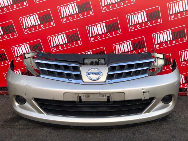 Nose cut Nissan Tiida SC11 HR15DE 2004 золото