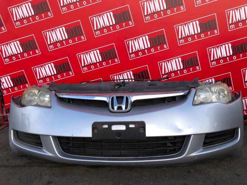 Бампер Honda Civic FD1 R18A 2005 передний серебро