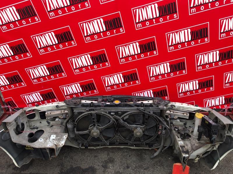 Рамка радиатора Nissan Sunny FB15 QG15DE 1998 белый