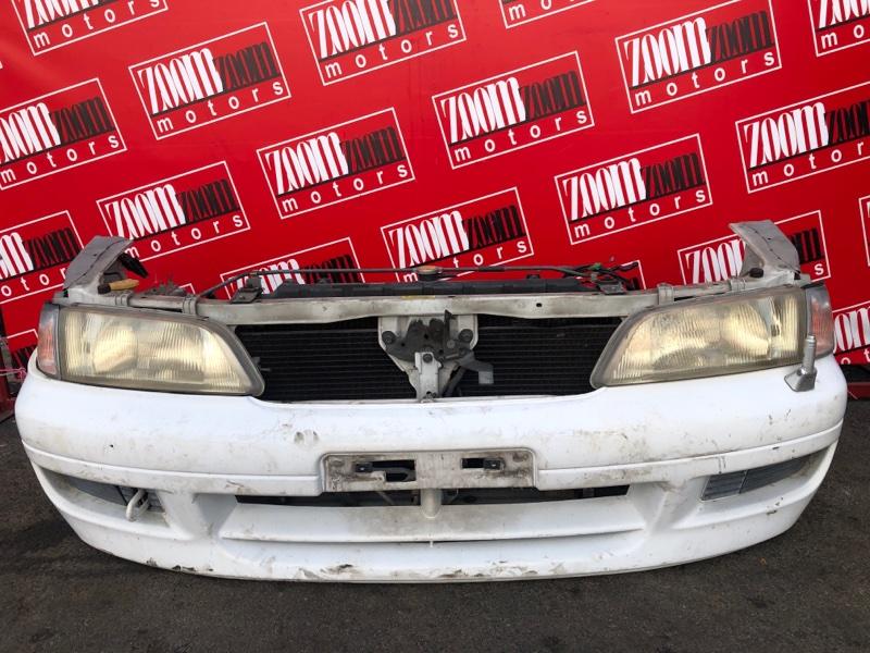 Nose cut Nissan Primera P11 SR18DE 1995 белый