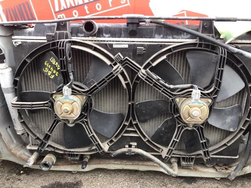 Радиатор двигателя Nissan Sunny FB15 QG15DE 1998