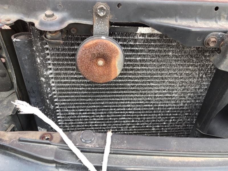 Радиатор кондиционера Toyota Chaser GX100 1G-FE 1996