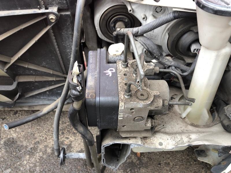 Блок abs (модулятор abs) Toyota Caldina ZZT241W 1ZZ-FE 2002 44510-21050