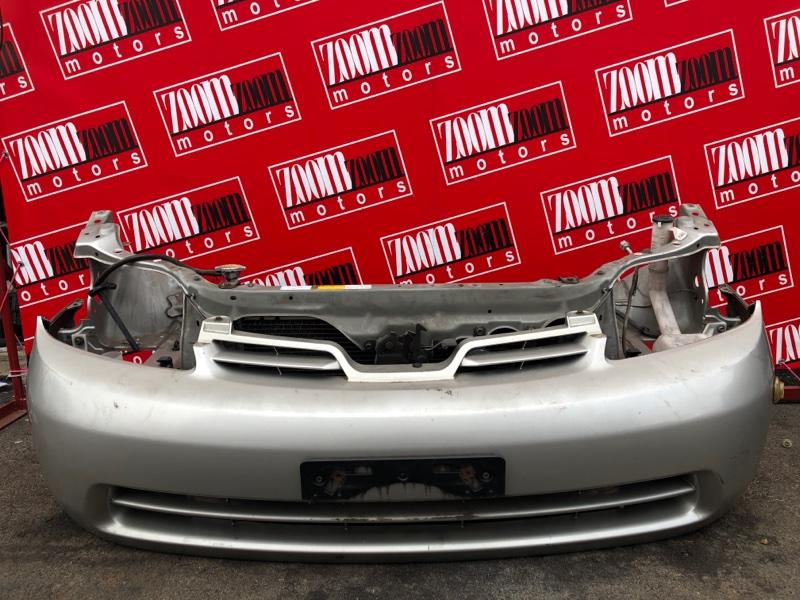Бампер Toyota Prius NHW11 1NZ-FXE 2000 передний серебро