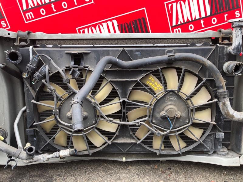 Радиатор двигателя Toyota Prius NHW11 1NZ-FXE 2000
