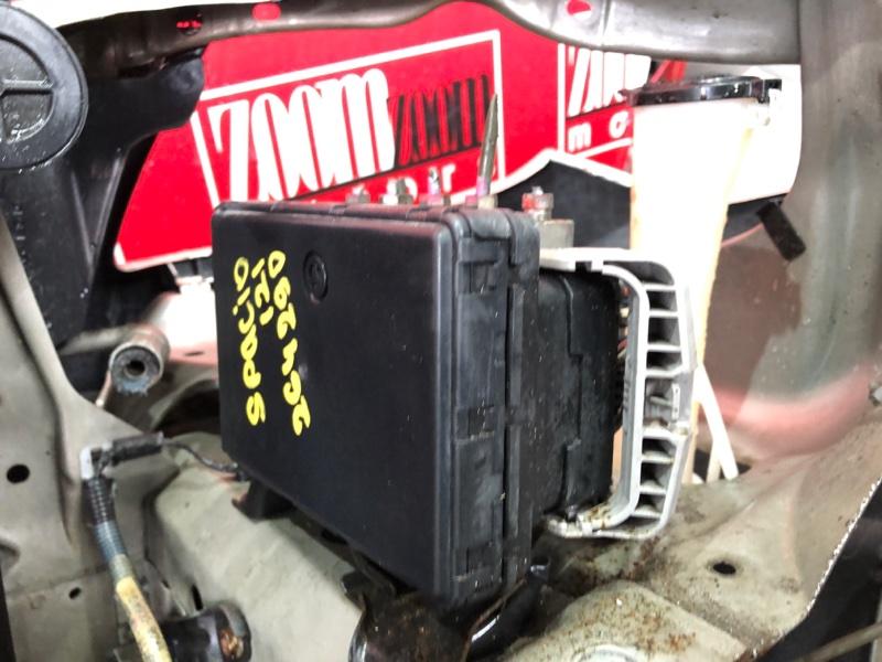 Блок abs (модулятор abs) Toyota Corolla Spacio NZE121N 1NZ-FE 2001