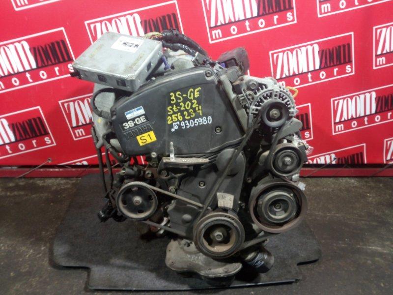 Двигатель Toyota Celica ST202 3S-GE 1993 9305980