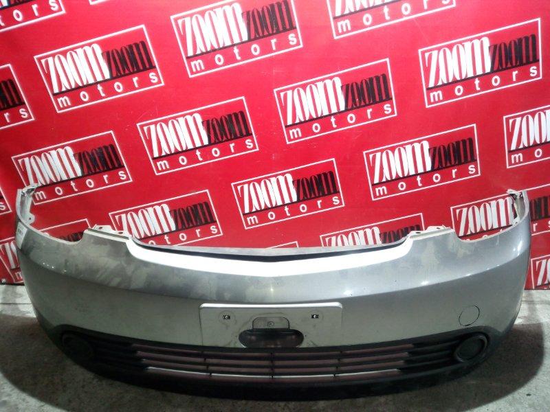 Бампер Mazda Verisa DC5W ZY-VE 2004 передний серый